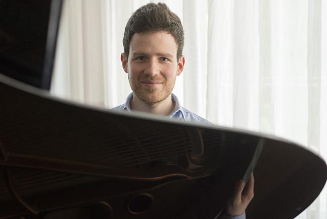 Benedikt Streicher, Pianist Foto