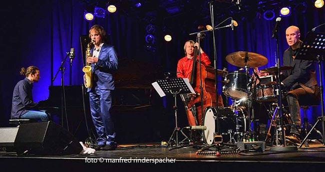 Bastian Juette Quartett - Foto: Rinderspacher