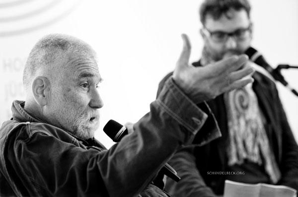 Peter Brötzmann by Frank Schindelbeck