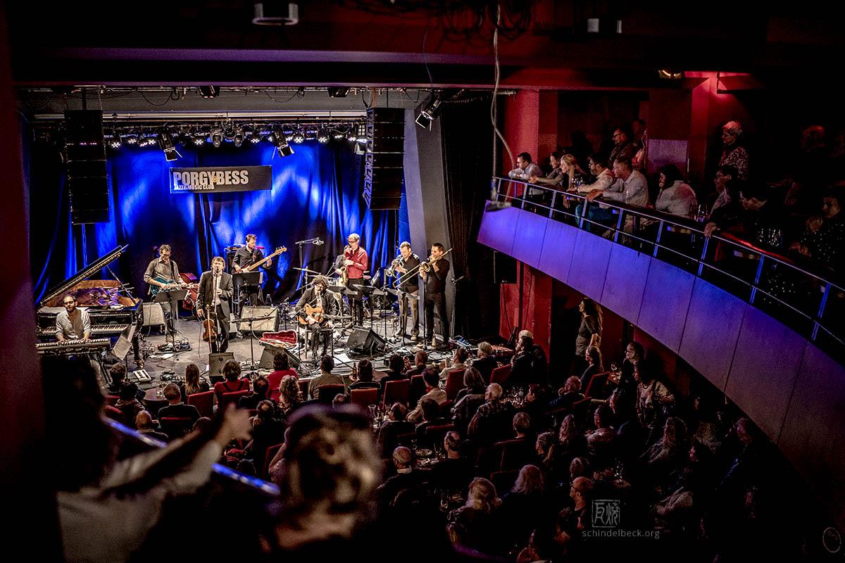 Strotten und Jazzwerkstatt Wien 2020 - Foto: Frank Schindelbeck