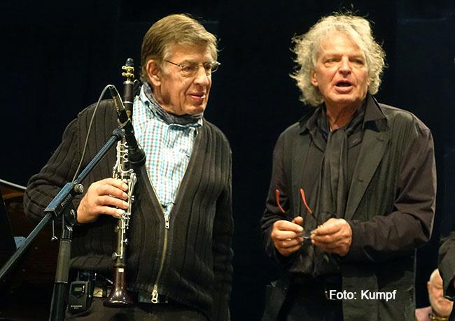 Rolf Kühn / Joachim Kühn - Foto: Kumpf