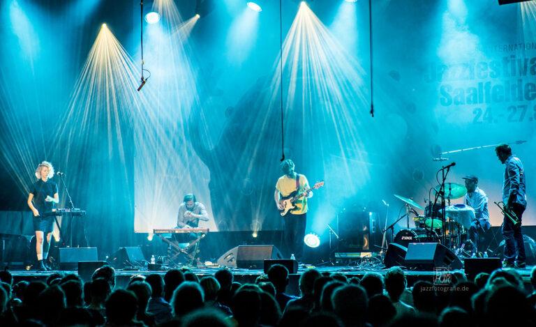 Jazzfestival Saalfelden, 2017, 5K HD, And To In A, Kovacs, Eberle, Omerzell, Mayr, König