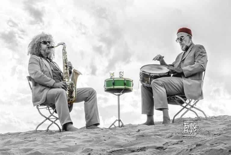 Ditzner Lömsch Duo - Photo: Schindelbeck