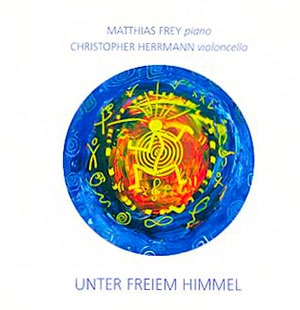 CD Cover - Frey - Unter freiem Himmel