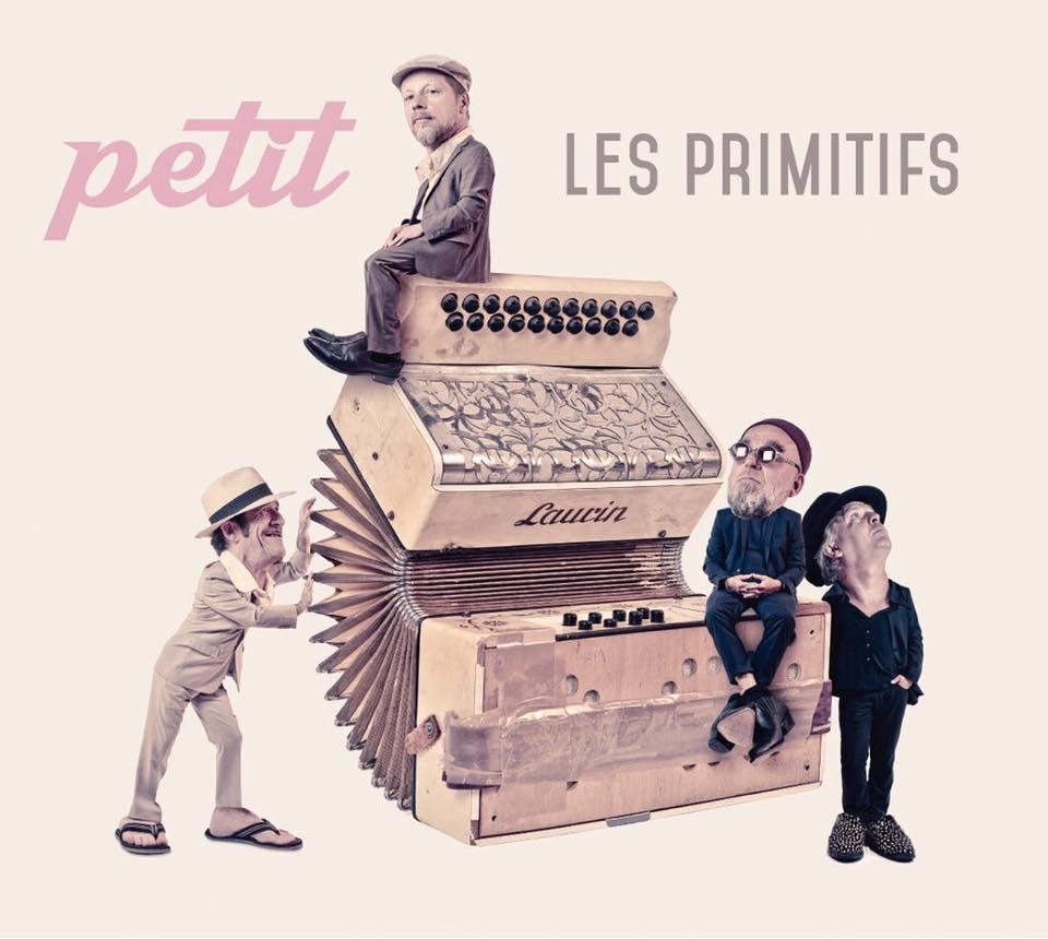 Les Primitifs Cover Bild