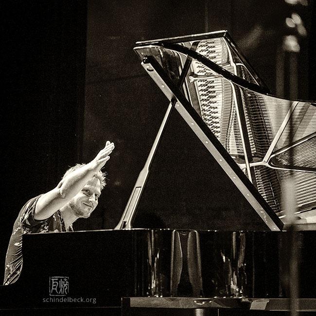 Tingvall Trio, Jazz & The City, Salzburg, 2017