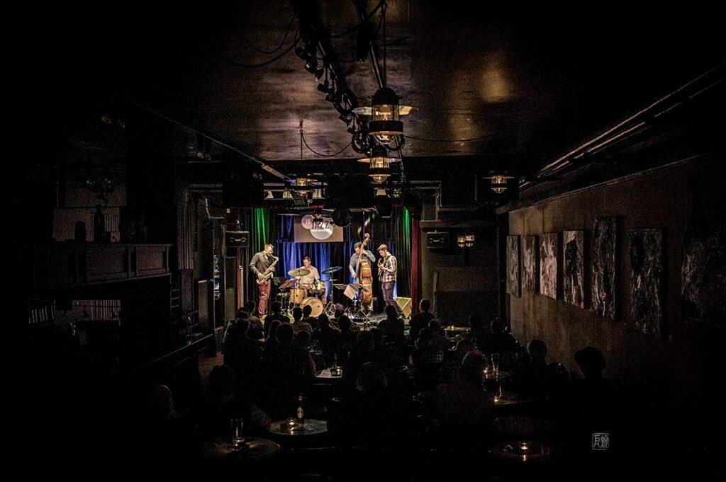 Jazz in der Klapsmühl - IG-Jazz - Photo: Frank Schindelbeck