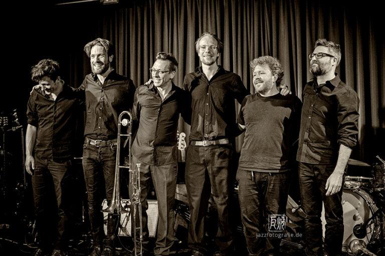 Black Project, Jazzclub Heidelberg, Photo Schindelbeck