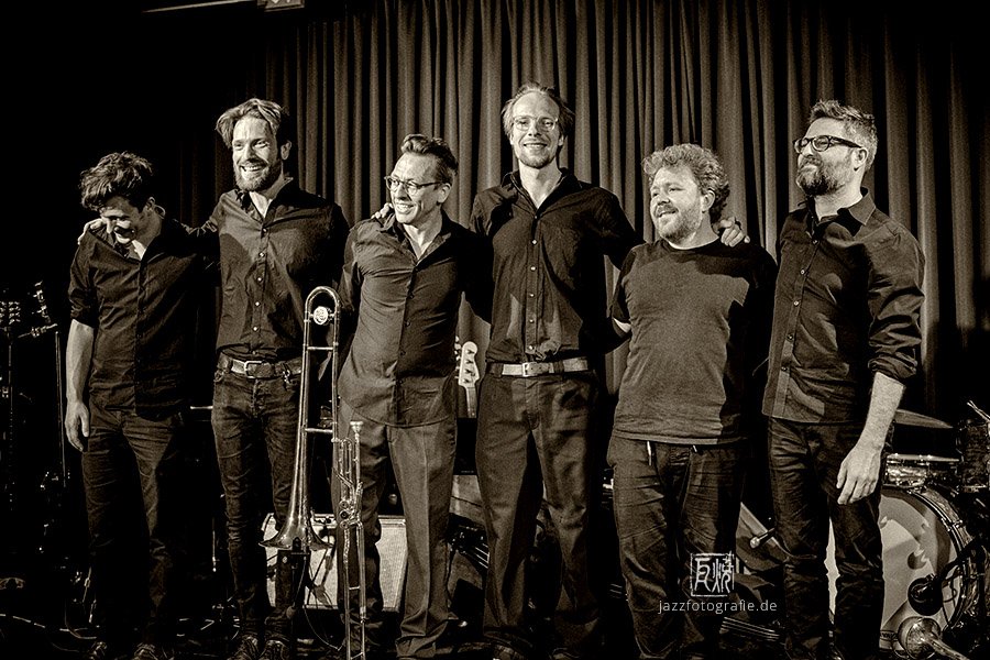 Black Project, Jazzclub Heidelberg, Photo Schindelbeck