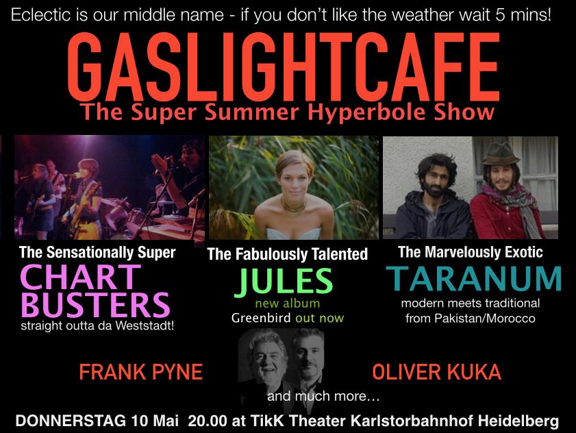 Gaslight Cafe 180510