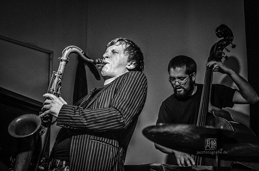 Sebastian Gille - SWR Jazzpreisträger 2018 - Photo: Frank Schindelbeck