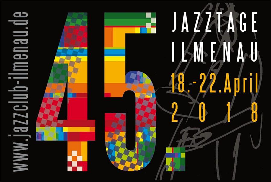 Jazztage Ilmenau 2018 - Logo