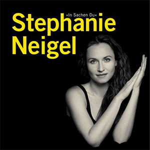 Stephanie Neigel - In Sachen Du - Cover