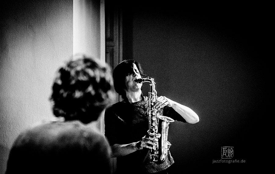 Katrin Scherer - Photo: Frank Schindelbeck