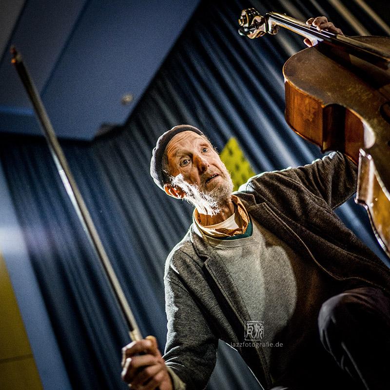 Honsinger Rupp Borghini Fischerlehner - Freejazz Festival Saar