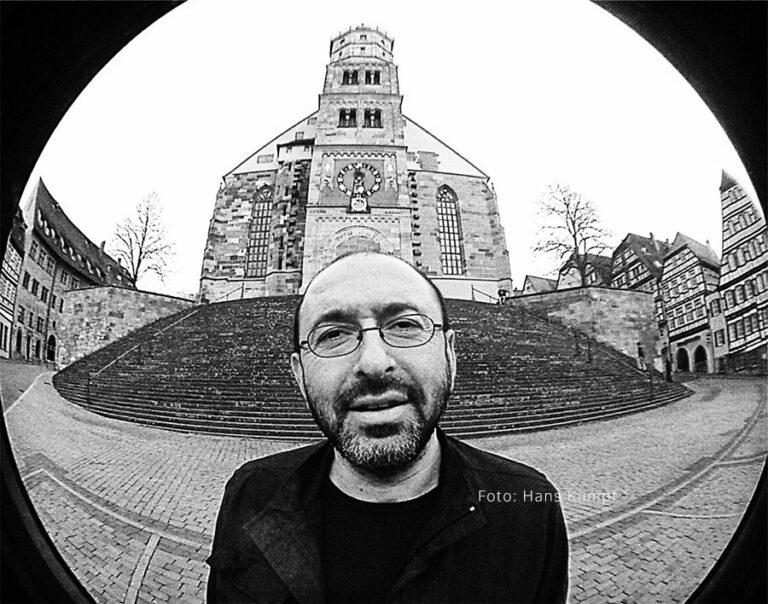 Michail Alperin - Photo: Kumpf