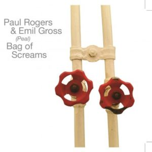 Paul Rogers - Emil Gross - Bag of Screams Cover