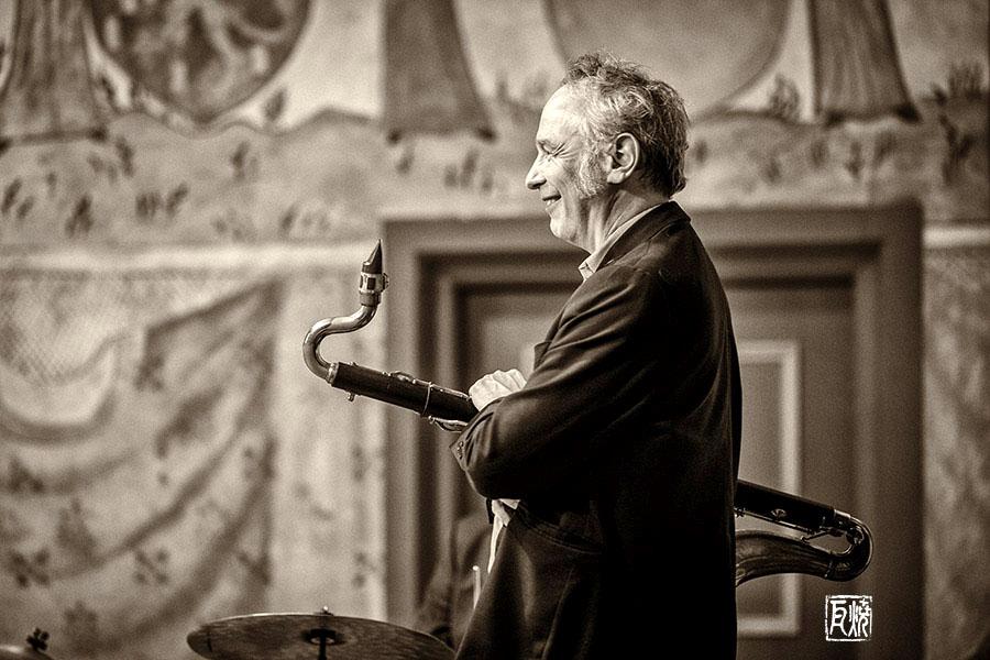 Rudi Mahall - Photo: Schindelbeck