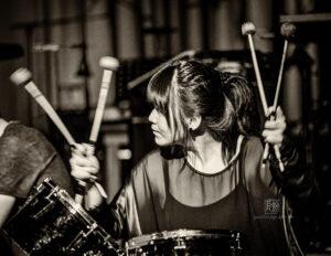 Mannheimer Schlagwerk - Photo: Frank Schindelbeck Jazzfotografie