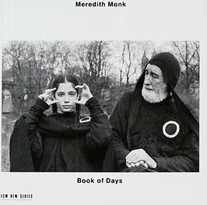 Meredith Monk - Book of Days Cover