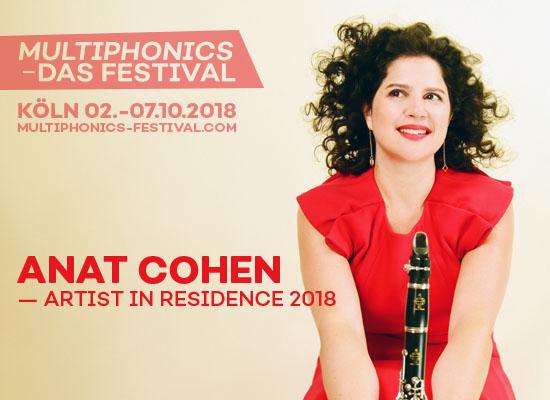 Multiphonics Festival 2018