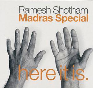 Famesh Shotham Madras Special - Cover