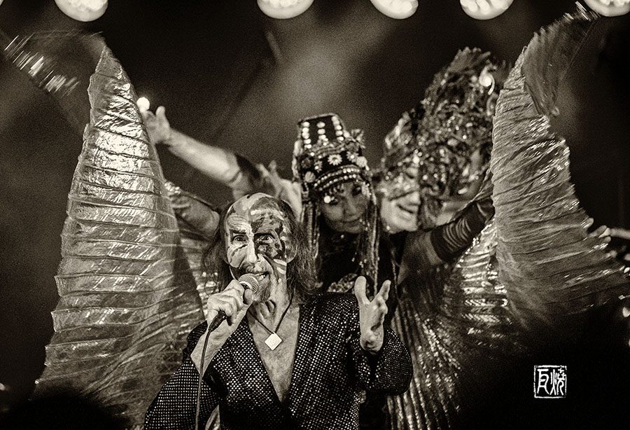Arthur Brown - Photo: Frank Schindelbeck