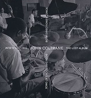 Coltrane - Both Directions - The lost album Cover