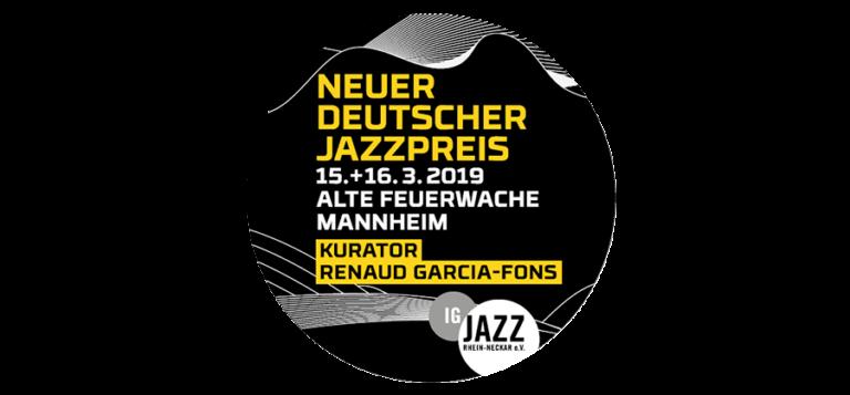 Neuer Deutscher Jazzpreis 2019 - Logo