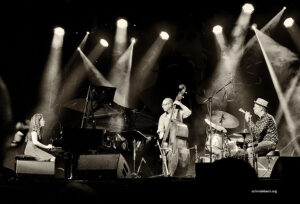Sylvie Courvoisier Trio - Photo: Frank Schindelbeck