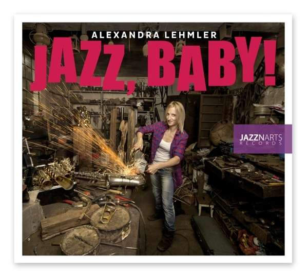 Lehmler - Jazz, Baby! Cover