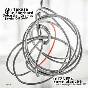Ditzner Carte Blanche - Takase, Eberhard, Gramss - Live At Enjoy Jazz 2017