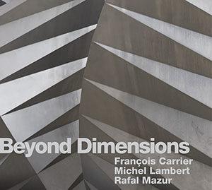 Carrier, Lambert, Mazur - Beyond Dimensions Cover