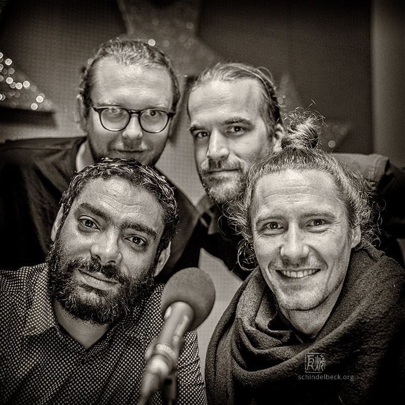 Beyond Borders Band - Photo: Schindelbeck
