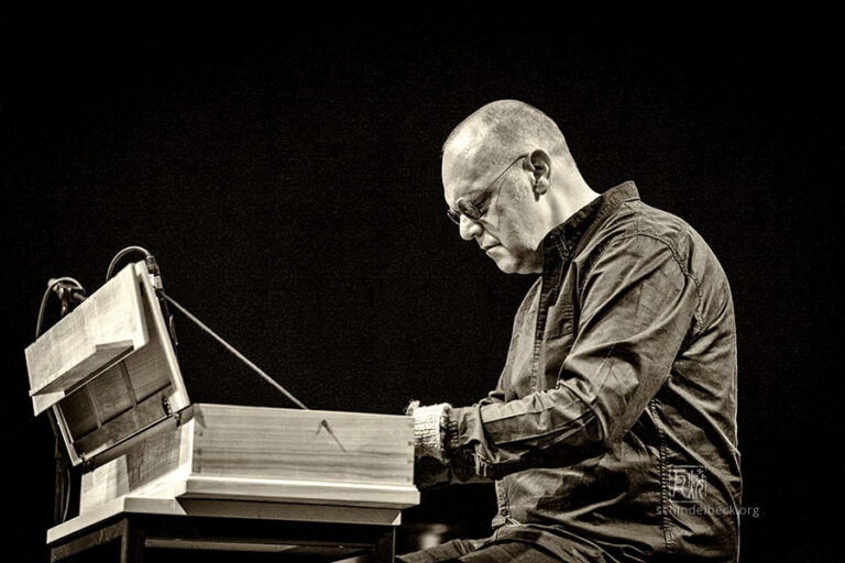 Sten Sandell - Photo: Schindelbeck