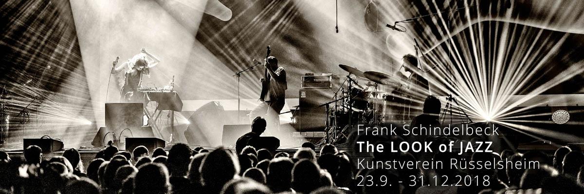 Frank Schindelbeck Jazzfotografie - Ausstelung Kunstverein Rüsselsheim