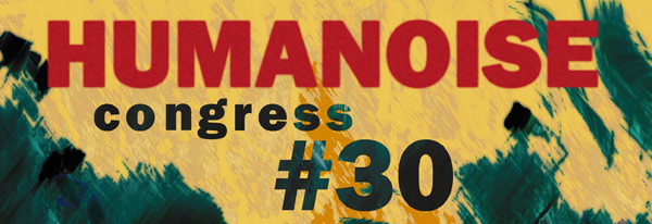 Humanoise Congress Banner