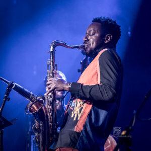 Shabaka Hutchings - Photo: Schindelbeck