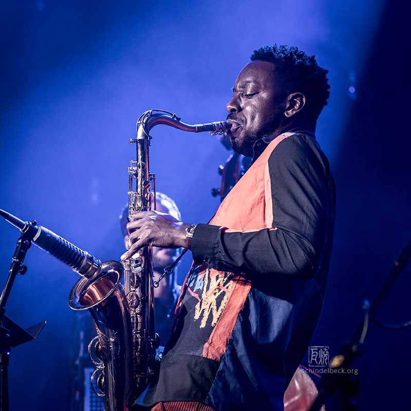 Shabaka Hutchings - Photo: Schindelbeck