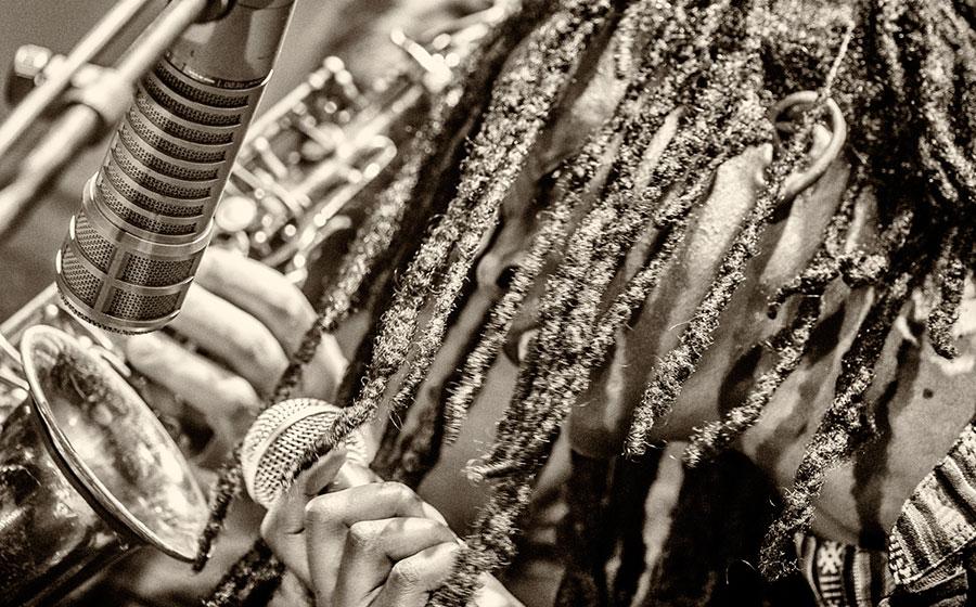 Moor Mother - Photo: Schindelbeck