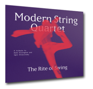 Modern String Quartet - Rite of Swing