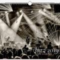 Jazz Kalender 2019 - Frank Schindelbeck