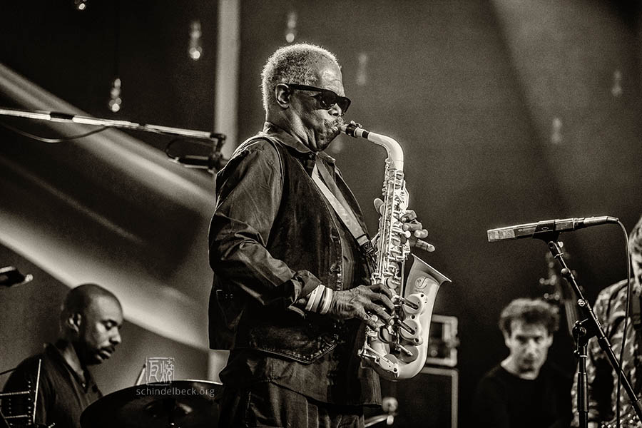 Joe McPhee - Photo: Frank Schindelbeck