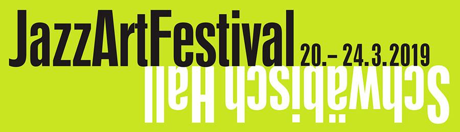 JazzArt Festival Schwäbsich Hall 2019 - Logo