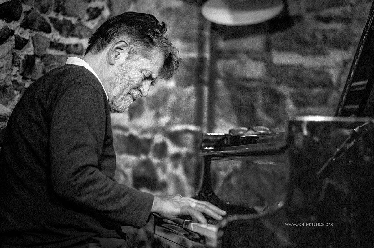 Alexander von Schlippenbach - Photo: Frank Schindelbeck