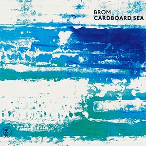 Brom Cardboard Sea Cover