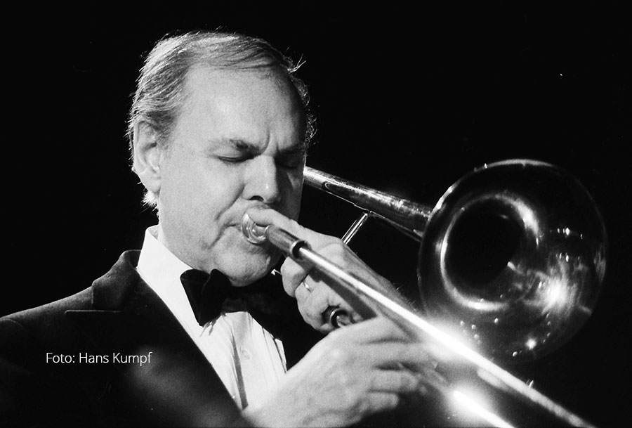 Urbie Green - Photo: Kumpf