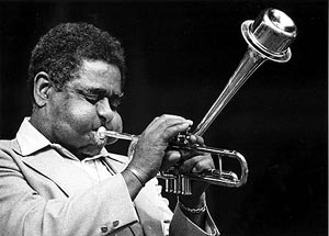Dizzy Gillespie by Paul G. Deker