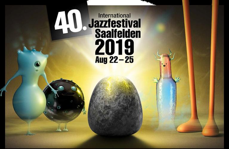 Jazzfestival Saalfelden 2019 - Logo