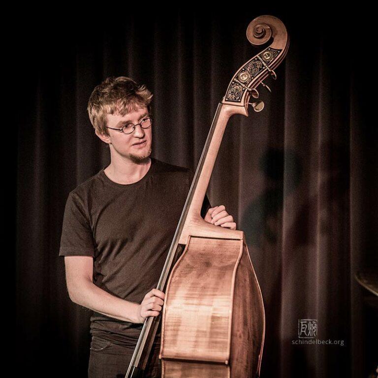 Jonas Gerigk by Frank Schindelbeck